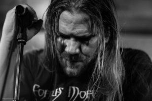 Arsenic Addict Morten moesgaard vocals